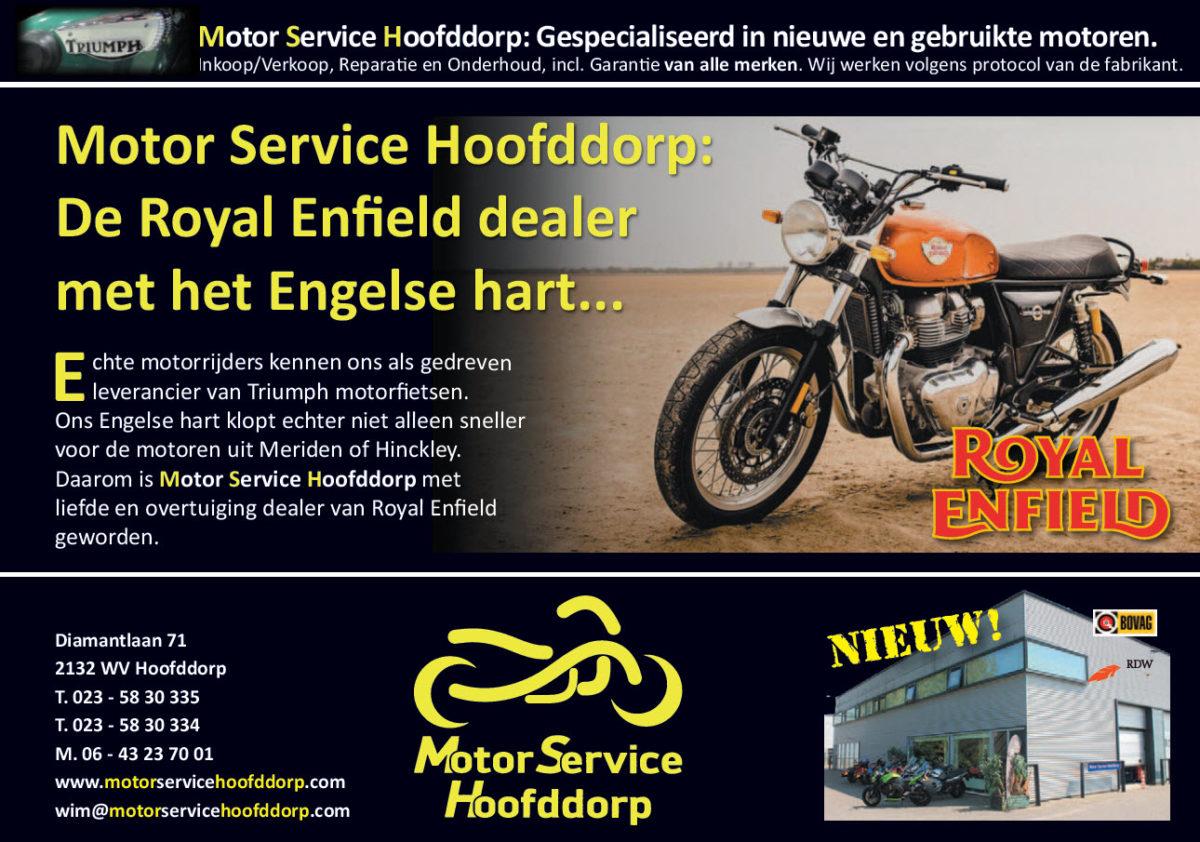 Motor Service Hoofddorp