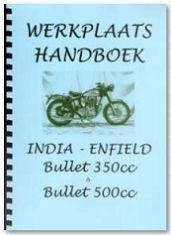 Werkplaats handboek